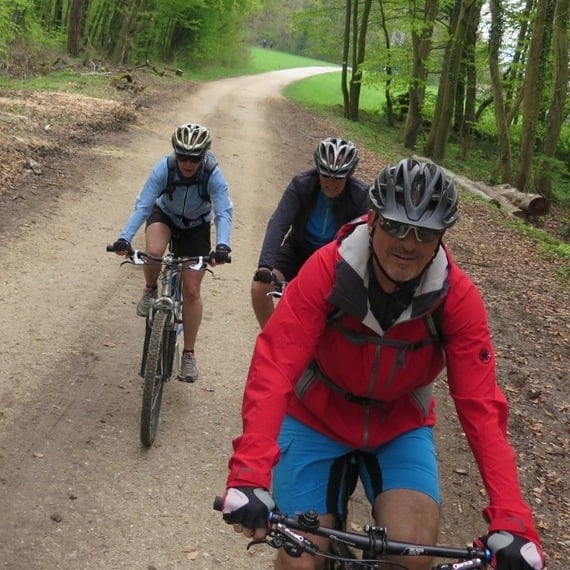 Mountainbike Tour 2015